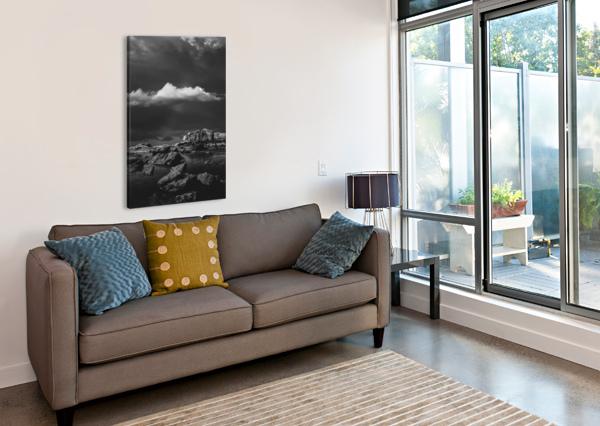 ABOVE THE FALLS BOB ORSILLO  Canvas Print