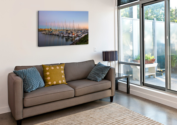 FULL HOUSE JONGAS PHOTO  Canvas Print