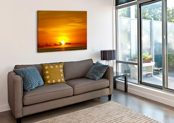 CAYMAN SKY ART TOMMIKEE  Canvas Print
