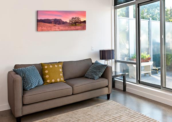 NO PLACE LIKE HOME JONGAS PHOTO  Canvas Print