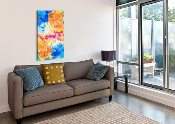 MARBLE XXXIV ART DESIGN WORKS  Canvas Print