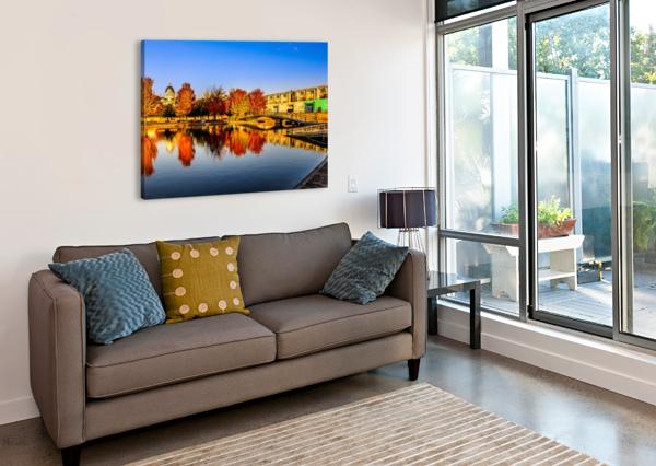 _TEL6424 EDIT TELLY GOUMAS   Canvas Print