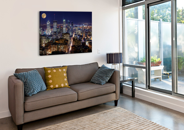 _TEL4529 EDIT TELLY GOUMAS   Canvas Print