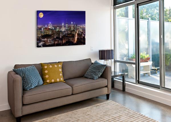 _TEL4538 EDIT EDIT TELLY GOUMAS   Canvas Print