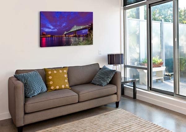 _TEL8514 TELLY GOUMAS   Canvas Print