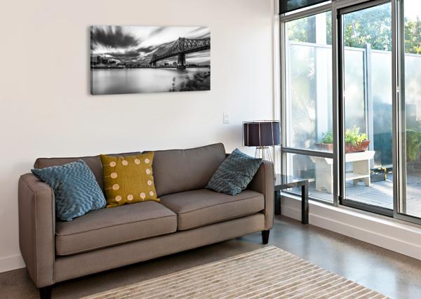 _TEL8483 EDIT TELLY GOUMAS   Canvas Print