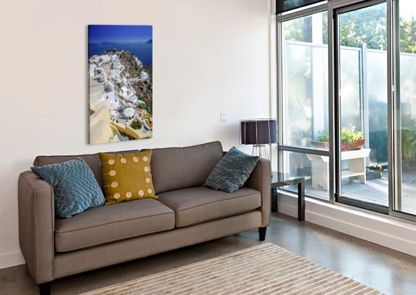 _TEL4087 TELLY GOUMAS   Canvas Print