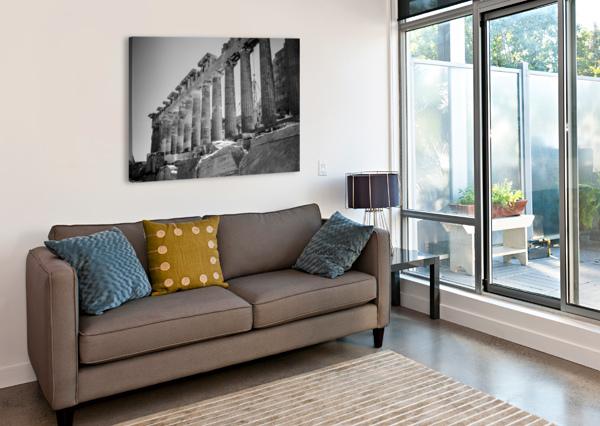 _TEL2777 TELLY GOUMAS   Canvas Print