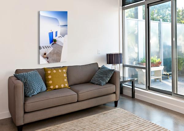 _TEL4429 TELLY GOUMAS   Canvas Print