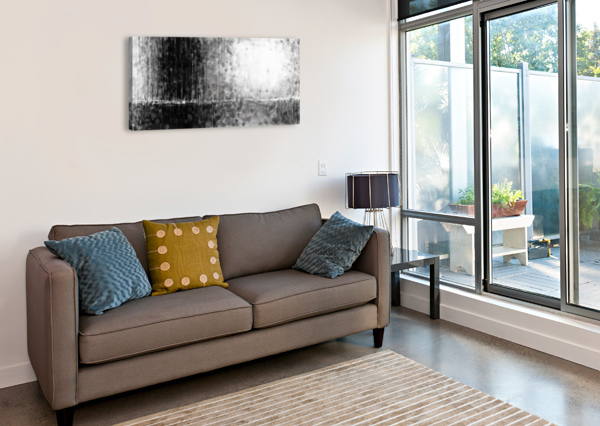 ABSTRACT 1802 K-OS ART  Canvas Print