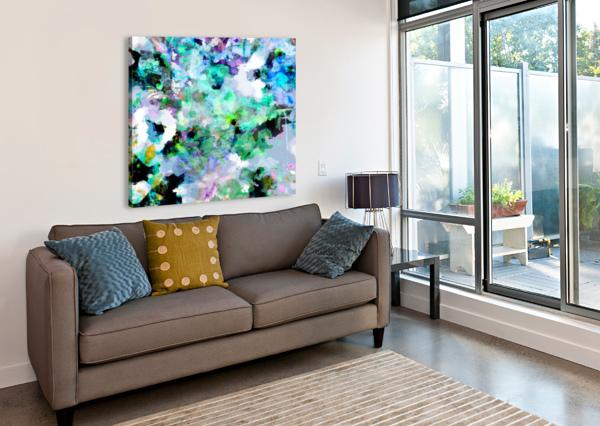 SERENE REFLECTIONS CONNIE SCHOFIELD ART  Impression sur toile