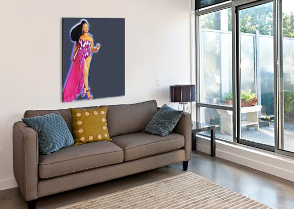 WALKER ARTISTIC  Canvas Print
