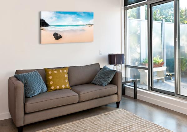 KAUAI PARADISE LUCAS MOORE  Canvas Print