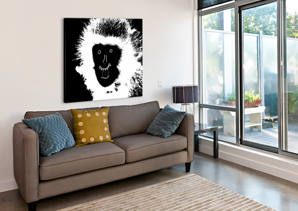 MOMO BY DEPACE DEPACE-  Canvas Print