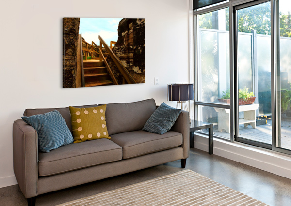 PICTURE165 EGALITARIAN ART GALLERY  Canvas Print