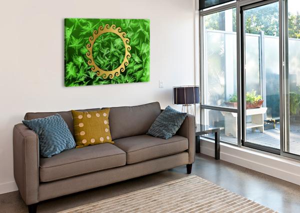 ELEGANT HOME DECORATION ROOM DESIGN RADIY BOHEM  Impression sur toile