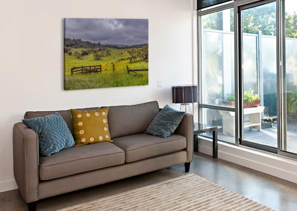 NEVERLAND JONGAS PHOTO  Canvas Print