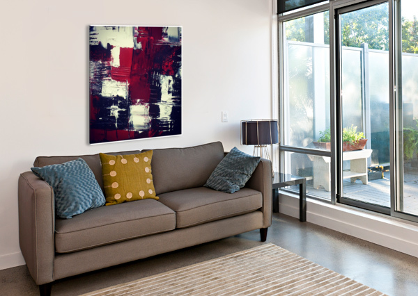 REINVENTING CASSIOPEIA SHANNON SHUSTER  Canvas Print