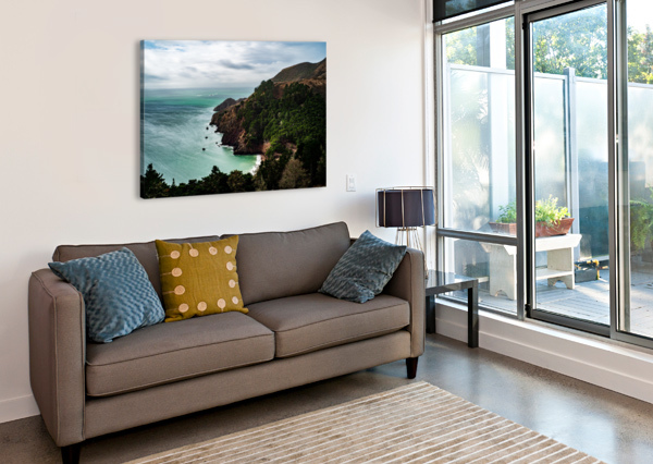 KIRBY COVE DAVID YOON  Canvas Print