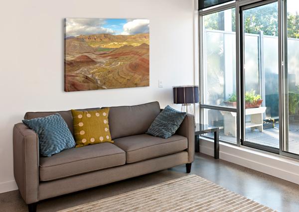 NATURE IS BEST ARTIST JONGAS PHOTO  Canvas Print