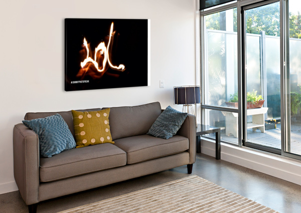 LOL JOHNNYPHOTOFREAK  Canvas Print