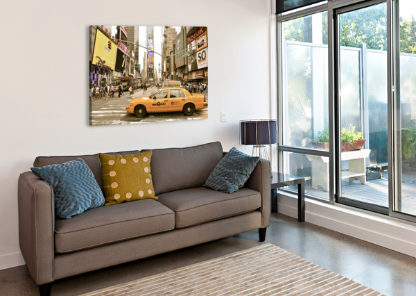 NEWYORK NEWYORK JOHNNYPHOTOFREAK  Canvas Print
