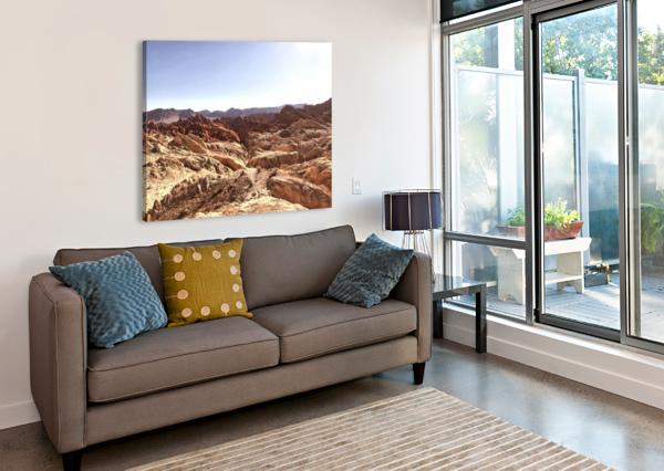 CANYON  JOHNNYPHOTOFREAK  Canvas Print