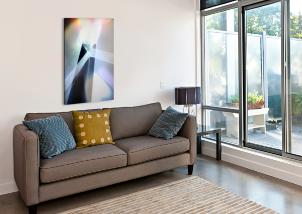 ABSTRACT 1 CARLOSDOESPHOTO  Canvas Print