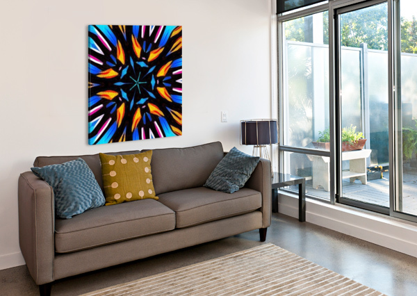 IMG_20200804_212108_509 P W VAN DIJCK  Canvas Print