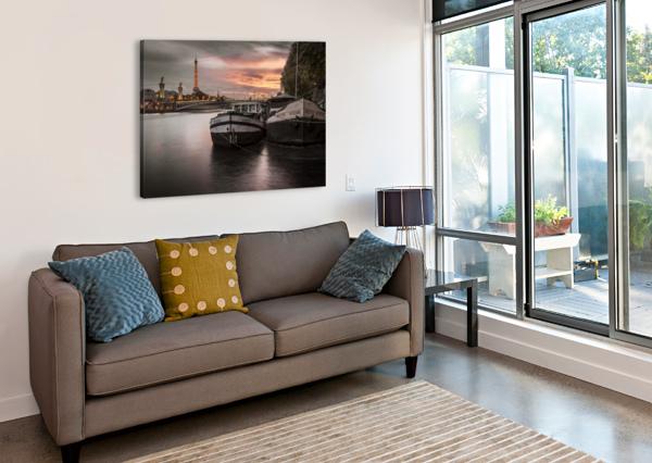 DH00004 JEAN SURPRENANT PHOTOMAGISTE  Impression sur toile