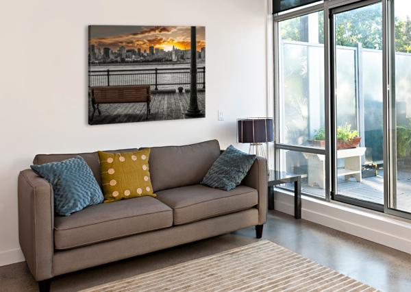 DH00008 JEAN SURPRENANT PHOTOMAGISTE  Impression sur toile