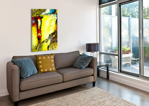 FLIPO HELMUT LICHT  Canvas Print
