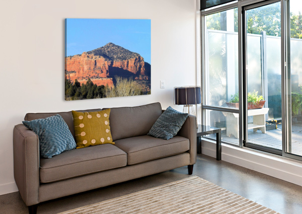 MORE RED ROCKS ARIZONA PHOTOS BY JYM  Impression sur toile