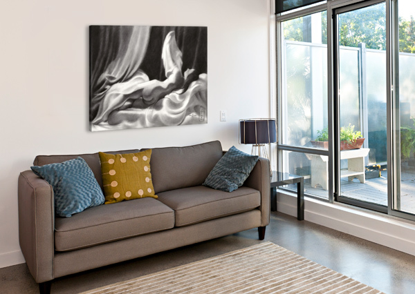 ROUNDISM €� 15-11-20 CORNEAKKERS  Canvas Print