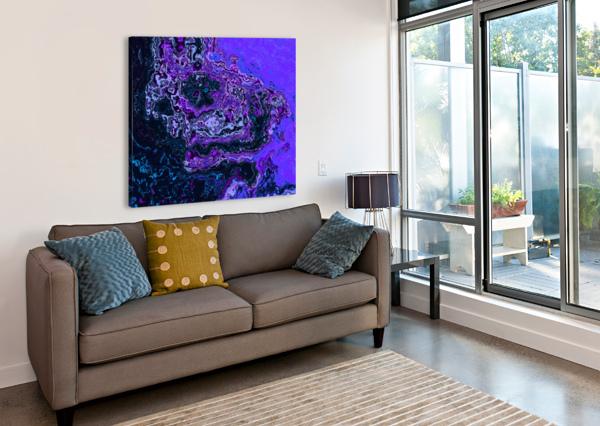 IMAGE3A814_GLITCH6 JACOB MIELKE  Canvas Print