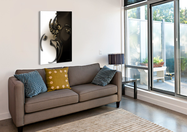 SPHERE WITH CONTEXT CARMEN FINE ART  Canvas Print