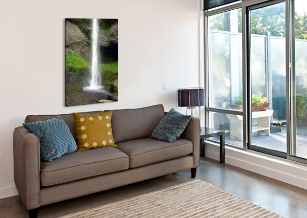 SPRAY 360 STUDIOS  Canvas Print