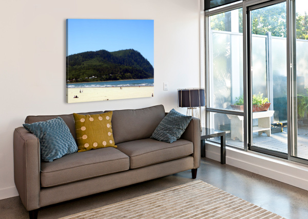OREGON COAST   SNAPSHOT IN TIME 360 STUDIOS  Canvas Print