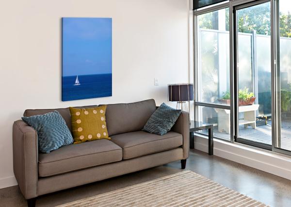 BLUE DAY 360 STUDIOS  Canvas Print