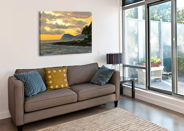 BEAUTIFUL HAWAII 360 STUDIOS  Canvas Print