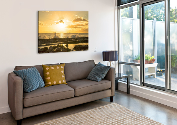 CRASH 360 STUDIOS  Canvas Print