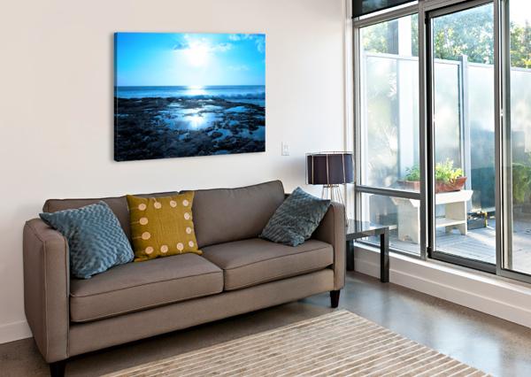 BLUE 360 STUDIOS  Canvas Print