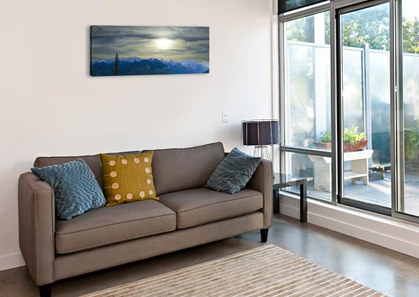 HIKE COLORADO 360 STUDIOS  Canvas Print