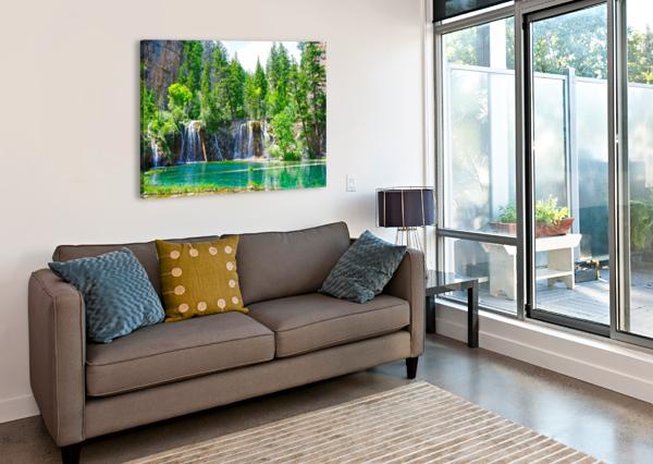 WILD COLORADO 360 STUDIOS  Canvas Print