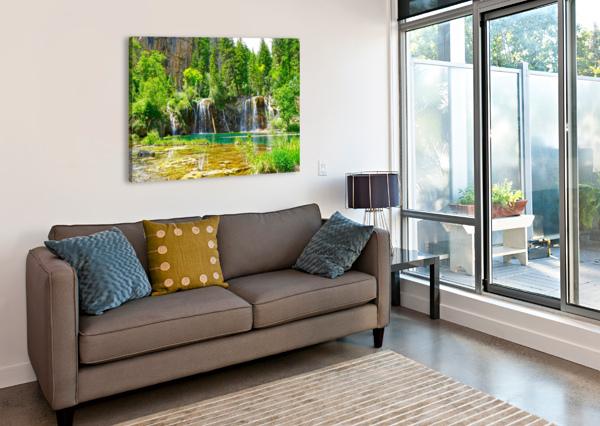BEAUTIFUL COLORADO 360 STUDIOS  Canvas Print