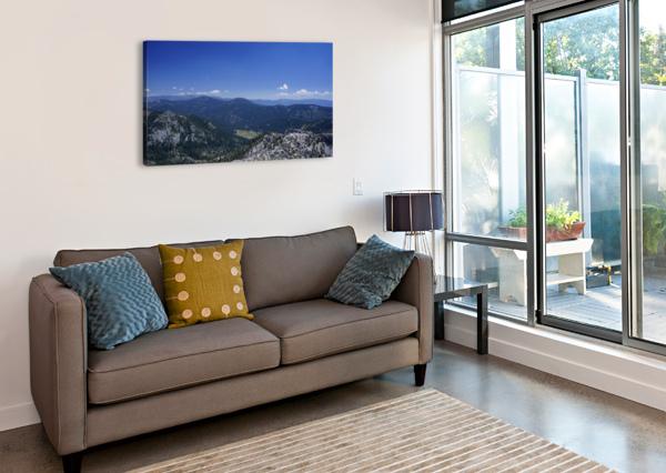 SIERRA NEVADA IN SPRING 1 OF 8 24  Canvas Print