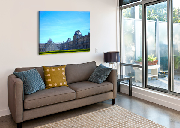PARIS SNAPSHOT IN TIME 1 OF 8 24  Canvas Print