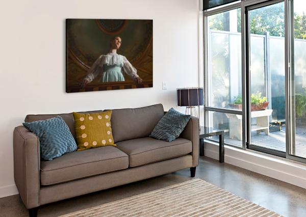 VICTORIA ARTMOOD VISUALZ  Canvas Print
