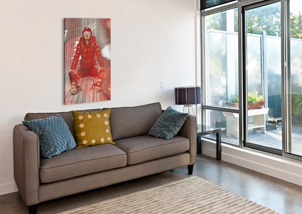 FUNKY PETROLEUM II ARTMOOD VISUALZ  Canvas Print