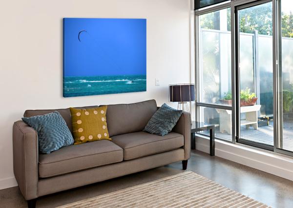 WIND SURF HAWAII 24  Canvas Print